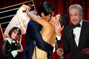 13 khoảnh khắc sốc nhất trong lịch sử 90 năm giải Oscar