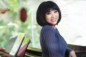 Cẩm Vân và những lần hát nhạc Trịnh