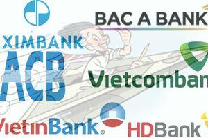 Bắt 'sóng' cổ phiếu ngân hàng