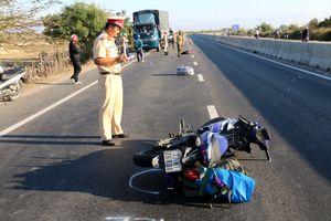 Nam thanh niên 25 tuổi tử vong trên đường vào Sài Gòn làm việc