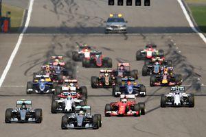 Hà Nội là chủ nhà chặng đua xe F1 năm 2019?