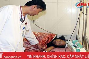 Vượt hơn 200 km từ Quảng Bình ra Hà Tĩnh lúc 2h sáng hiến máu cực hiếm cứu người