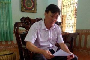 Cách chức Chi ủy viên đối với Giám đốc Trung tâm Y tế huyện Đông Sơn