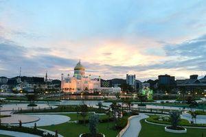 Trung Quốc tích cực tiếp cận Brunei