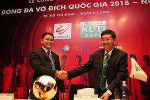 Ông Trần Thanh Hải: Mục tiêu là hướng đến sự phát triển của bóng đá Việt Nam