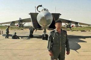 Tiết lộ 'sốc': MiG-25 trở về từ cõi chết, đẩy lùi Israel ở Syria?