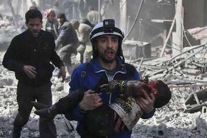 Syria: khoảng 1000 trẻ em thiệt mạng trong hơn 2 tháng qua