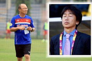 HLV Park Hang-seo có còn phải... xấu hổ như Toshiya Miura?