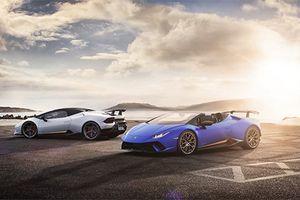Ra mắt siêu xe Lamborghini Huracan Performante Spyder giá 6,2 tỷ