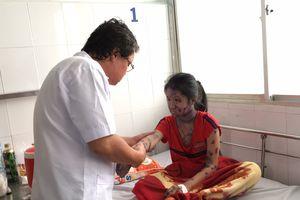 Liên tiếp các bé sơ sinh bị thủy đậu nặng do lây nhiễm từ mẹ