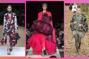 Sàn diễn khu rừng của Chanel, thiết kế lấy cảm hứng từ bọ xít của McQueen lọt top BST ấn tượng nhất Paris FW