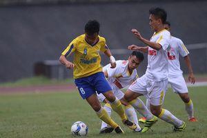 Đồng Tháp cầm hòa nhà vô địch U.19 quốc gia