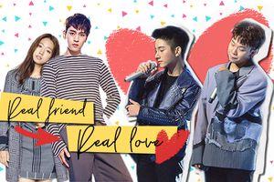 Hit mới của R.Tee - Juun cùng chuyện tình Park Shin Hye: Từ bạn chuyển qua yêu thành công!