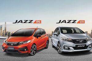 Bộ ba Honda Jazz giá từ 539 triệu tại Việt Nam có gì?