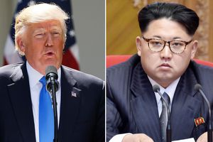 Tổng thống Trump bất ngờ đồng ý gặp ông Kim Jong-un