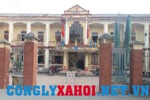 Thái Bình: Kỷ luật Phó chủ tịch xã bị tố ký khống hồ sơ chính sách
