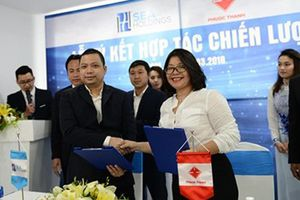 SeaHoldings bắt tay Phước Thành phát triển các dự án BĐS