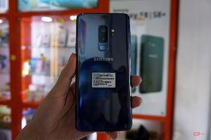 Mở hộp Galaxy S9+ phiên bản 256 GB duy nhất tại Việt Nam