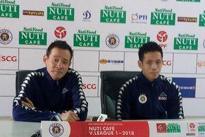 Hải Phòng đặt mục tiêu giành ít nhất 1 điểm trước Hà Nội FC