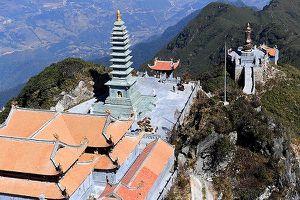 Hội xuân Mở Cổng Trời Fansipan - hành trình tới cõi Phật mây bay