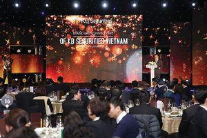 KB Securities chính thức hiện diện tại TTCK Việt Nam