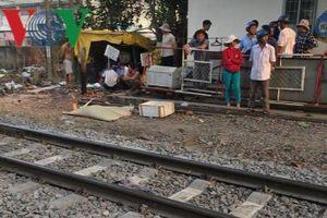 Người đàn ông ở Đồng Nai bị tàu hỏa kéo lê hàng chục mét