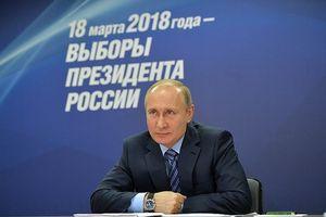 Nga cấm công bố kết quả thăm dò dư luận trước thềm bầu cử Tổng thống