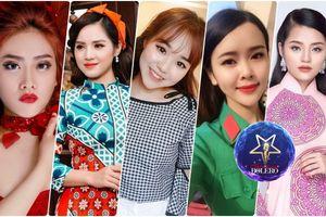 5 'chiến binh' sở hữu ngoại hình xinh chẳng kém hot girl ở Thần tượng Bolero 2018