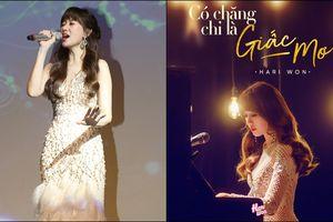 Hari Won mất hẳn 4 năm để đưa ca khúc yêu thích ra mắt công chúng