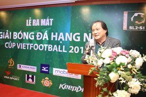 Bóng đá 'phủi' Hà Nội chính thức có thêm giải hạng Nhì
