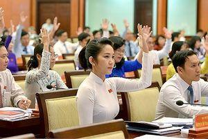 HĐND TPHCM họp bất thường xem xét tờ trình thực hiện cơ chế đặc thù