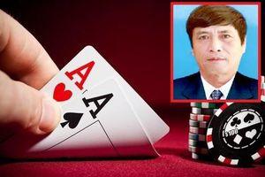 Đường dây đánh bạc liên quan cựu Cục trưởng C50 bị triệt phá như thế nào?