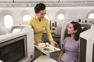 Ẩm thực hàng không: Một hành trình, một trải nghiệm, một điểm chạm văn hóa