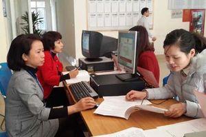 Cục Thuế TP. Hà Nội tiếp nhận hồ sơ quyết toán thuế cả ngày thứ 7