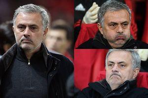 Mourinho 'ngấn lệ' khi MU bị Sevilla loại khỏi Champions League