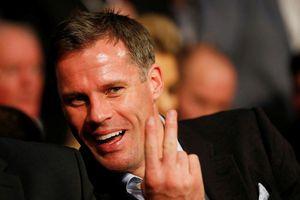 Sốc: Sky Sports 'treo mồm' cựu danh thủ Jamie Carragher