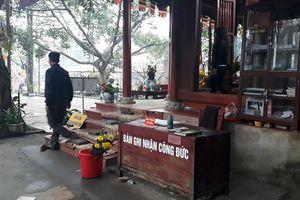Sự thật phía sau vụ việc trụ trì chùa Tây Thiên kêu cứu
