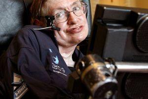 Những câu 'nói tới đâu thấm tới đó' của Stephen Hawking