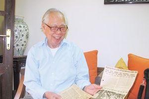 Phan Quang - Con đường và sự nghiệp