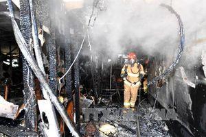 Hàn Quốc truy tố 12 người liên quan vụ cháy kinh hoàng tại bệnh viện Sejong