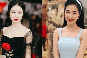 Hòa Minzy: Dù đã nâng cấp xài toàn hàng hiệu nhưng vẫn 'mãi một tình yêu' với son đỏ