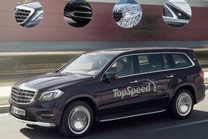 Siêu SUV Mercedes-Maybach 9 'đối thủ' mới của Bentley Bentayga