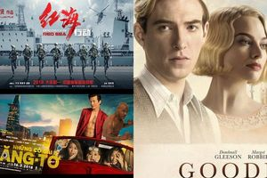 Một loạt phim kinh dị, hành động đợi bạn cuối tuần này tại rạp