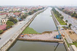 Ninh Bình: Xây dựng cầu qua sông Vân khi chưa đảm bảo an toàn đường thủy