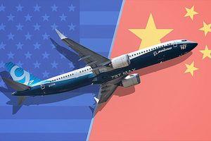 Boeing chịu tổn thất nặng nề nhất nếu xảy ra chiến tranh thương mại Mỹ - Trung