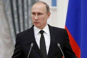 Tổng thống Nga kêu gọi người dân bỏ phiếu vì tình yêu tổ quốc
