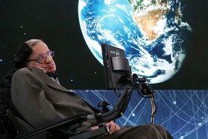 Các dự đoán của thiên tài Stephen Hawking về tương lai nhân loại