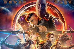 Poster chính thức 'Avengers: Infinity War' không có Hawkeye thì sao? Đã có fan lo