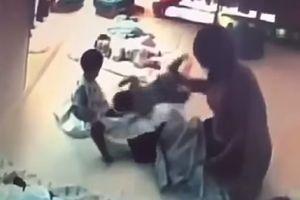 Đài Loan chấn động trước vụ bảo mẫu bạo hành dã man một bé gái