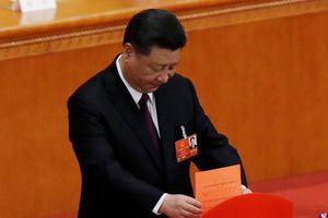 Ông Tập Cận Bình tiếp tục giữ chức Chủ tịch nước Trung Quốc